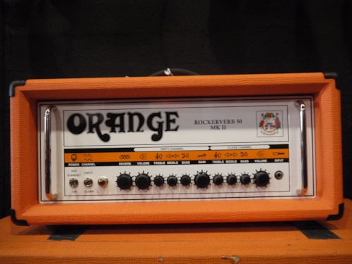 Orange Rockerverb 50