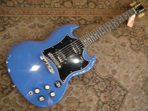 2011 Gibson SG Special Limited