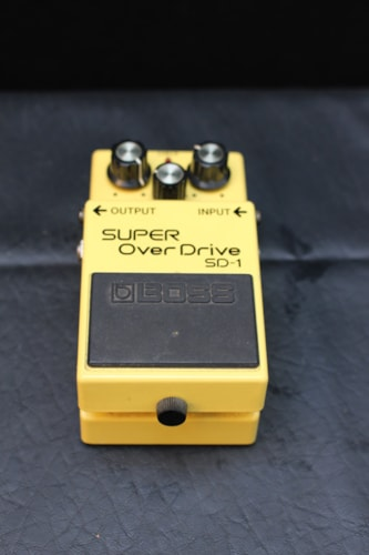 1984 BOSS SD-1 Super Overdrive