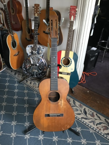 ~1920 Washburn (Lyon & Healy) Tonk Brothers Acoustic Guitar