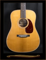 2016 Collings  D2HT with Torrefied Adirondack Spruce Top 1 3/4 N