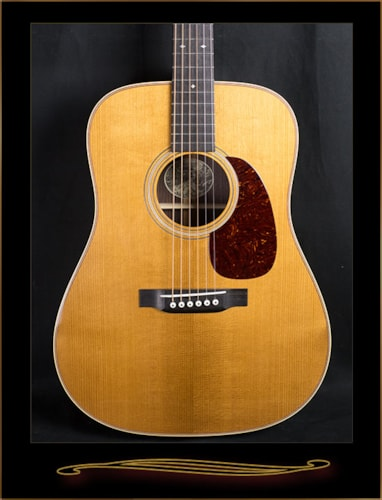 2016 Collings Collings D2HT with Torrefied Adirondack Spruce Top 1 3/4 Nut