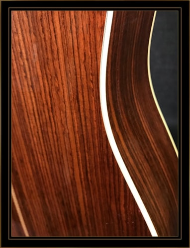 Collings Collings D2HT with Torrefied Adirondack Spruce Top