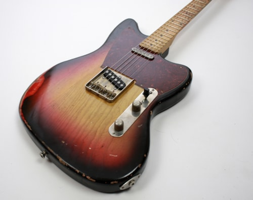 2016 Big Tex Tellie-Master Offset Telecaster®