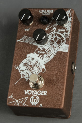 Walrus Audio Black Friday Limited Release Voyager in Pearl Sparkle! Very