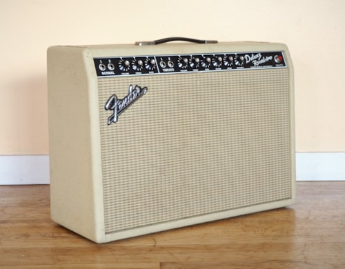 1994 Fender® '65 Deluxe Reverb® Reissue Electric Guitar Amp Limited