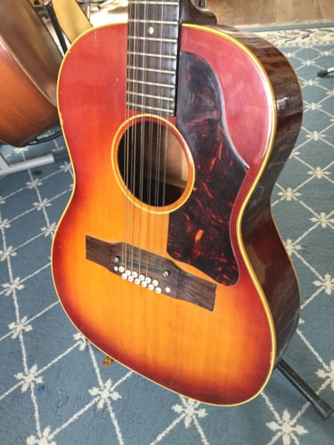 1967 Gibson B25-12 12-String Acoustic Guitar