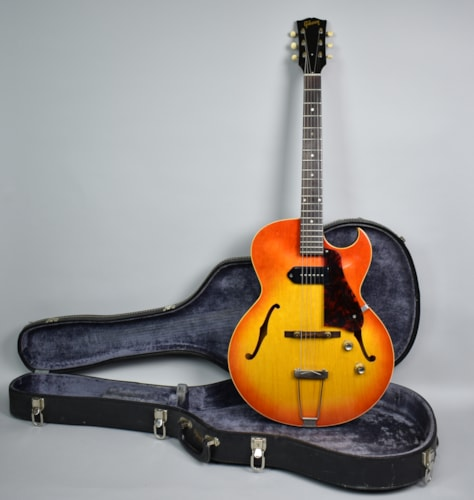 Gibson ES-125T Vintage Hollowbody Sunburst Electric Archtop Guitar