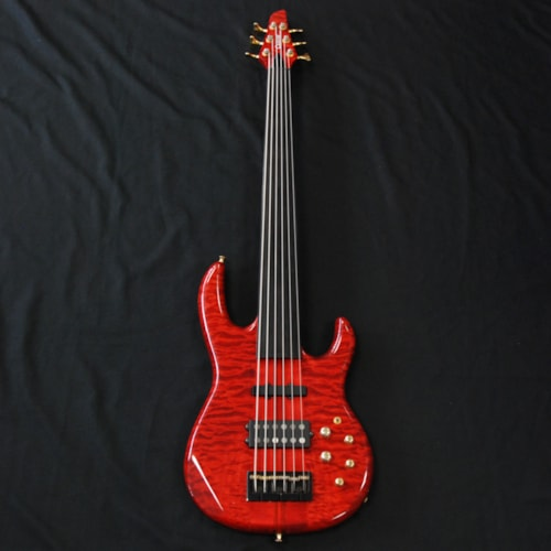 Carvin LB 6 String Fretless