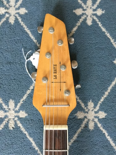 1967 La Baye 2x4 Electric Guitar