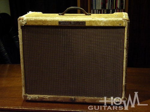 1956 Fender USA Twin 5E8