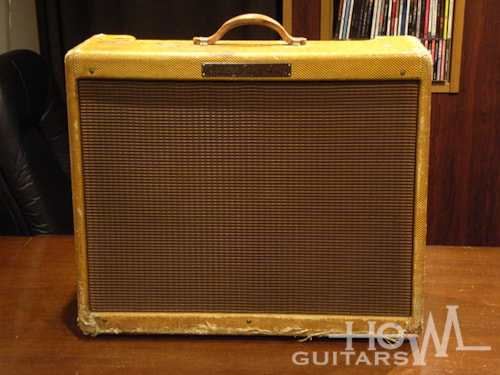 1956 Fender® USA Twin 5E8 FULL ORIGINAL