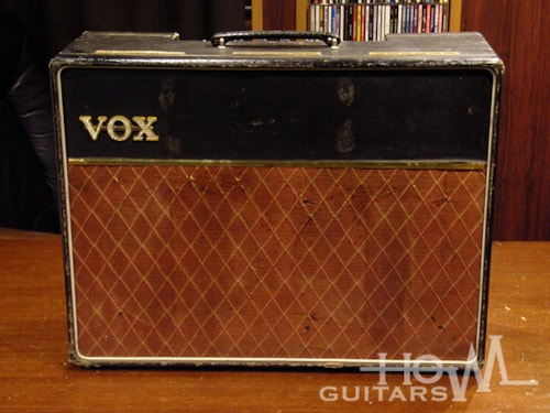 1962 Vox AC-10 Twin JMI-Era