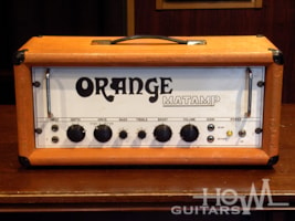 1969 Orange MATAMP OR-100