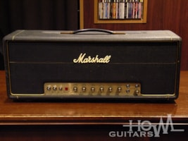 1971 Marshall 1959 Super Lead 100 Mod by Ken Fisher Trainwreck