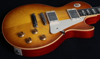2008 Gibson Historic Custom Shop 1958 Les Paul Re-Issue