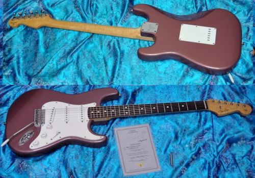 1994 Fender 1960 Custom Shop Stratocaster NOS