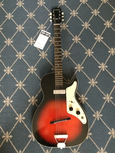 Holiday Electric Guitar