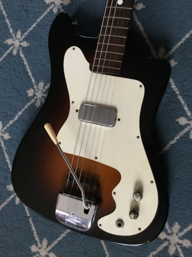 ~1960 Old Kraftsman Electric Guitar