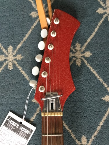 ~1960 Intermark  Electric Guitar (Owned by Keith Urban)
