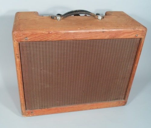 1957 Fender® Deluxe - needs retweed