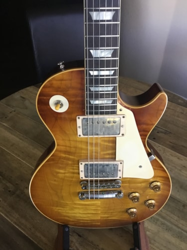 2013 Tom Bartlett '59 Les Paul