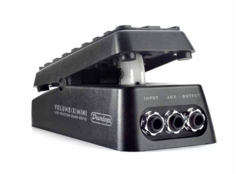 Dunlop DVP4 Volume (X) Mini Combination Volume and Expression Pedal