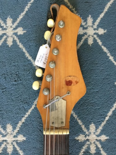 ~1960 Teisco Electric Guitar