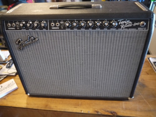 2014 Fender® Twin Reverb®