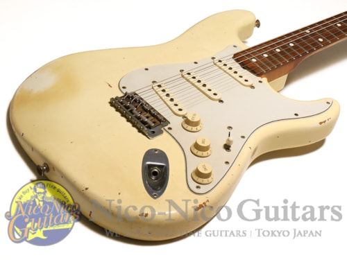 1995 Fender® Custom Shop 1995 '60 Stratocaster® Relic® Cunetto Era