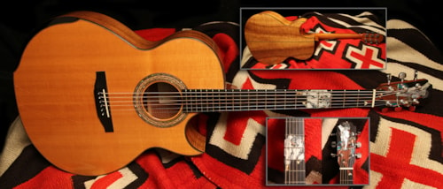 2000 William Laskin Acoustic