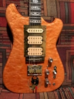 2013 Moriarty Guitars Wolf
