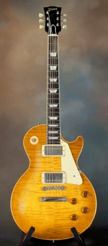 1997 Gibson Les Paul '58 Reissue Figured Top