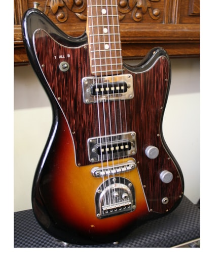 ~1970 Sano Electric solid body