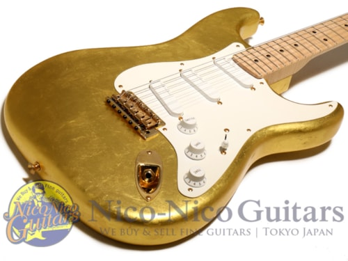 2003 Fender® Custom Shop MTB Clapton Stratocaster® Gold Leaf by John English
