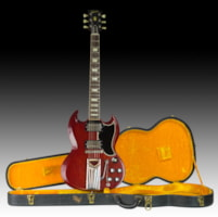 1961 Gibson Les Paul 1961 (SG Body) One Owner