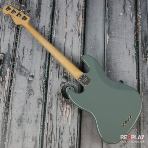 Fender American Professional Jazz Bass (Sonic Grey) *Demo Model*