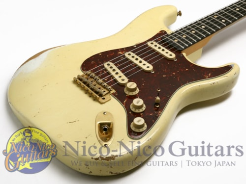 2007 Fender® Custom Shop Masterbuilt '63 Stratocaster® Heavy Relic® by John Cruz