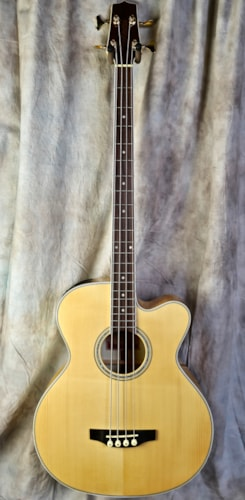 2016 Takamine GB72CE Acoustic/Electric Bass