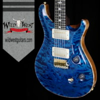 2016 Paul Reed Smith Wood Library 10 Top Fatback Custom 24 Quilt Top