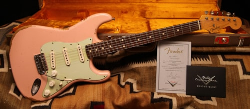 2012 Fender® Stratocaster® '62 Re-Issue