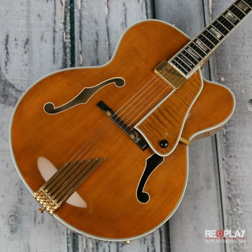 Heritage Used - Heritage Johnny Smith Archtop