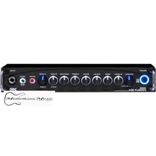 Gallien Krueger MB Fusion 800 Bass Amplifier