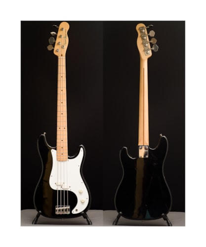 ~1985 Squire Bullet Bass
