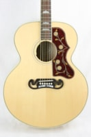 2016 Gibson SJ-200 Natural Jumbo Acoustic Guitar with Case! J2