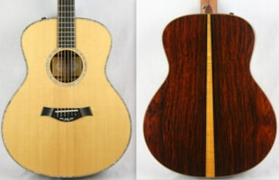 2008 Taylor GS COCOBOLO Fall Limited Grand Symphony LTD Koa ES