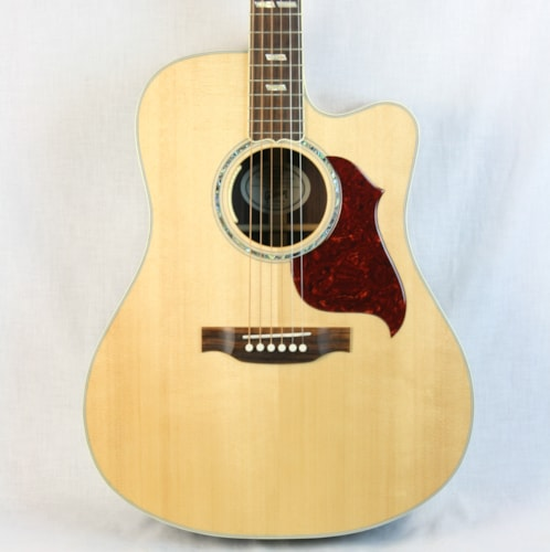 2016 Gibson Acoustic Songwriter Deluxe EC Thin Body HP-835 Supreme PROTOTYPE