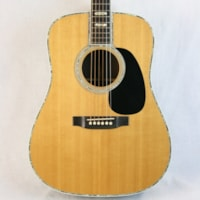 1987 Martin D-45 P EXTREMELY RARE Low-Profile Neck D45! CLEAN!