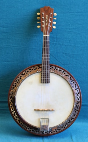 ~1930 Weymann Model 50 Banjo-Mandolin