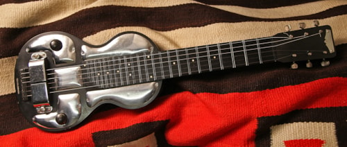 1940 Rickenbacher Model B Lapsteel